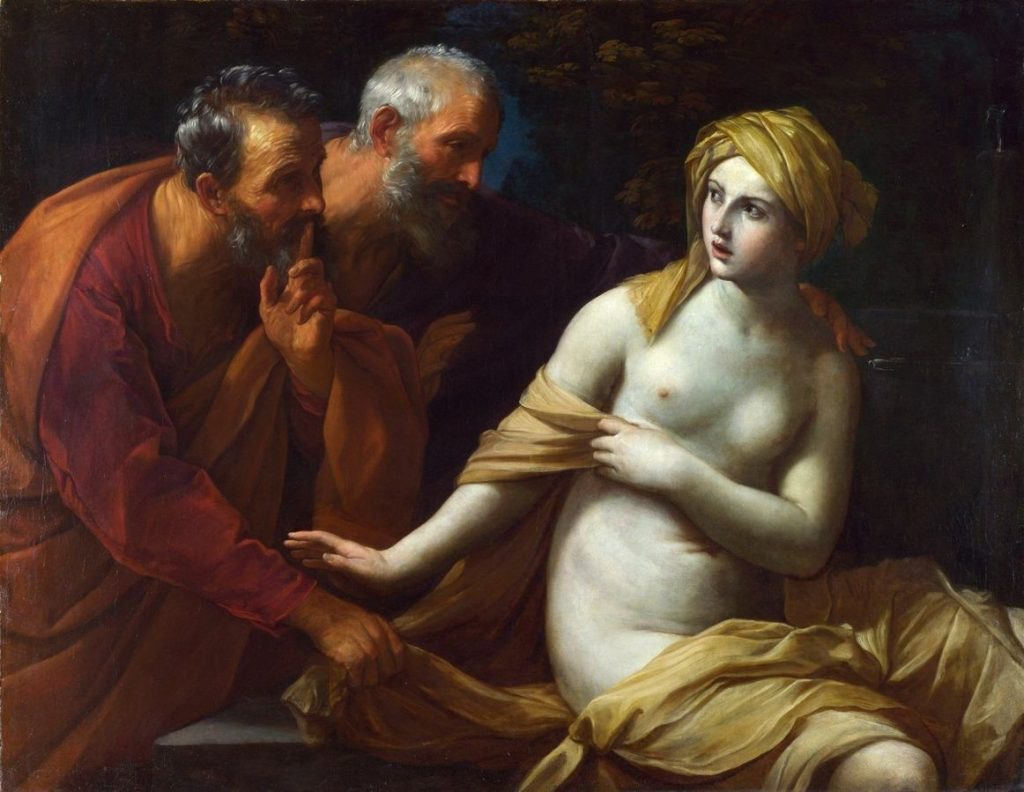 """""""Susanna e i vecchioni """""""