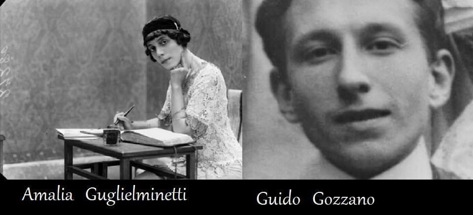 Guido Gozzano ed Amalia Guglielminetti