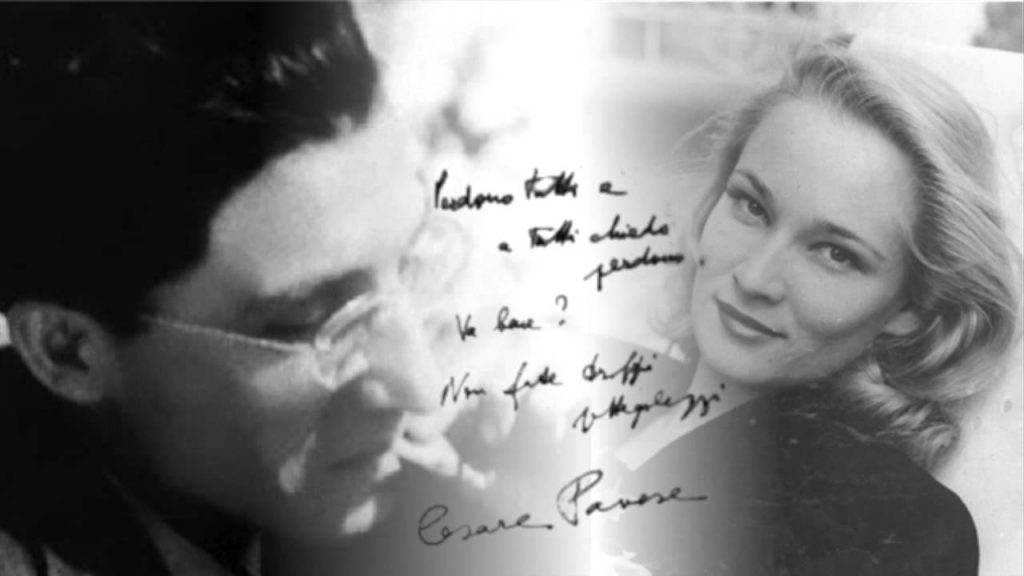 Cesare Pavese e Constance Dawling